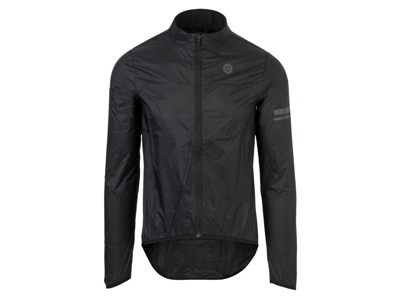 Agu Essential Wind Jacket - Cykeljakke - Sort