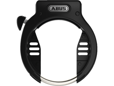 Abus 4650X - Ringlås med plads til brede dæk - Sort