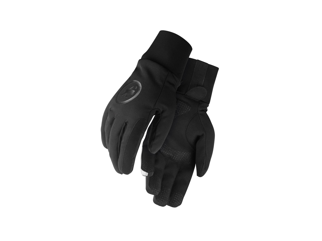 Assos Ultraz Winter Gloves - Cykelhandskar - Svart - Str. L