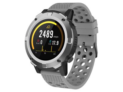 Denver - GPS Smartwatch med pulsmåler - Grå