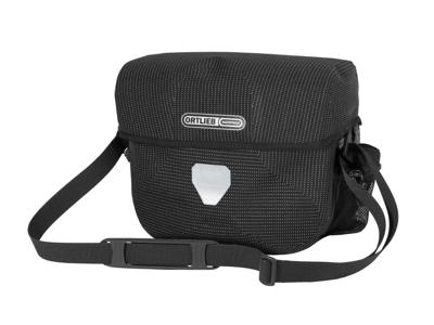 Ortlieb Ultimate Six High Visibility - Styrtaske - Sort - 7 liter
