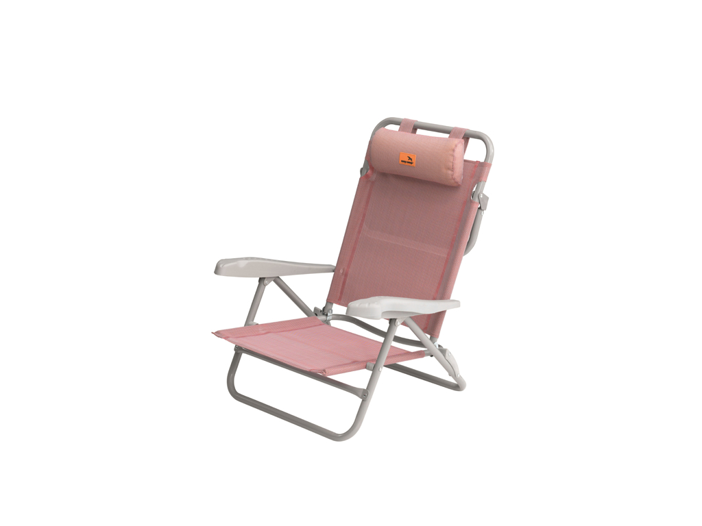 Image of   Easy Camp Breaker Coral Red - Campingstol - Rød