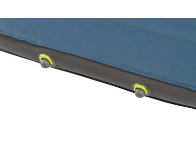 Outwell Dreamboat Double 7,5 cm - Selvoppustelig madras - Blå