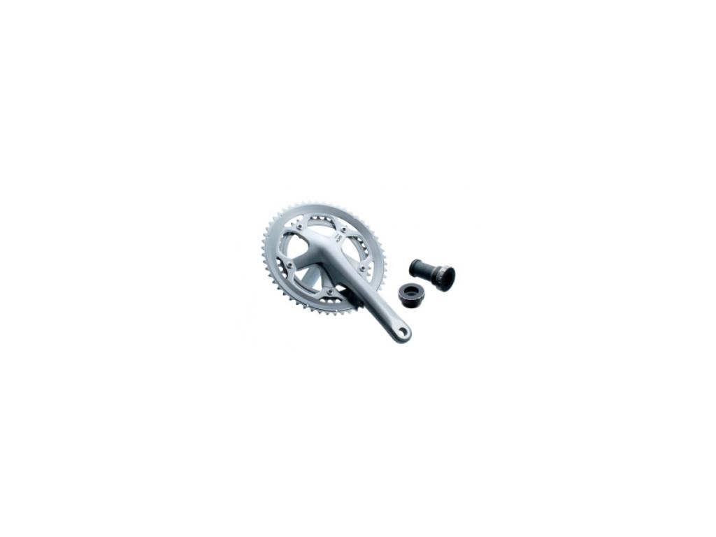 Kranksæt compact BCD 110 Shimano