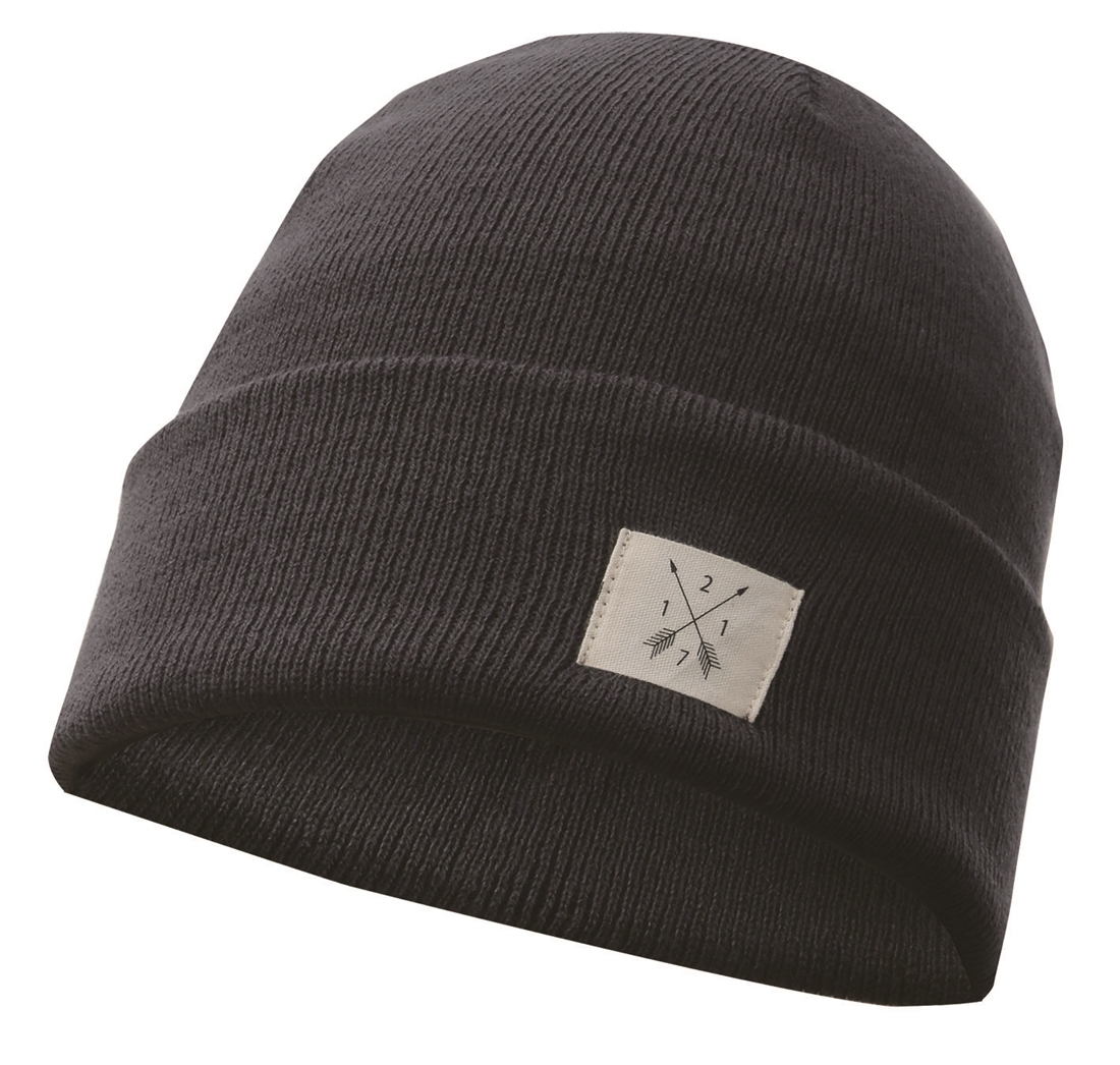 2117 OF SWEDEN Vrena Cap - Strikhue - Mørk grå | Headwear