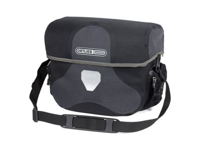 Ortlieb Ultimate Six Plus - Styrtaske - 8,5 liter - Sort / grå