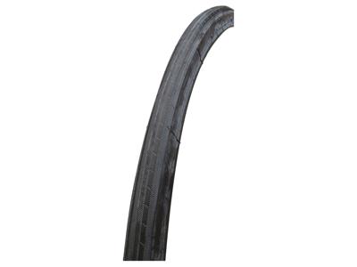 GRL dæk - 2761 med 3 mm indlæg - Str. 700x23C (23-622) - Sort