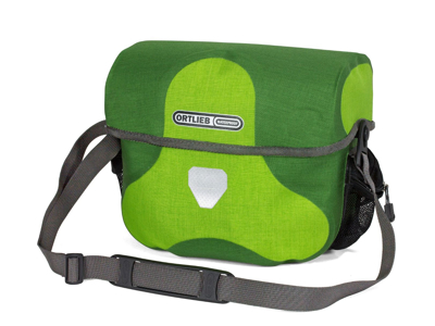 Ortlieb Ultimate Six Plus - Styrtaske - 7 liter - Grøn