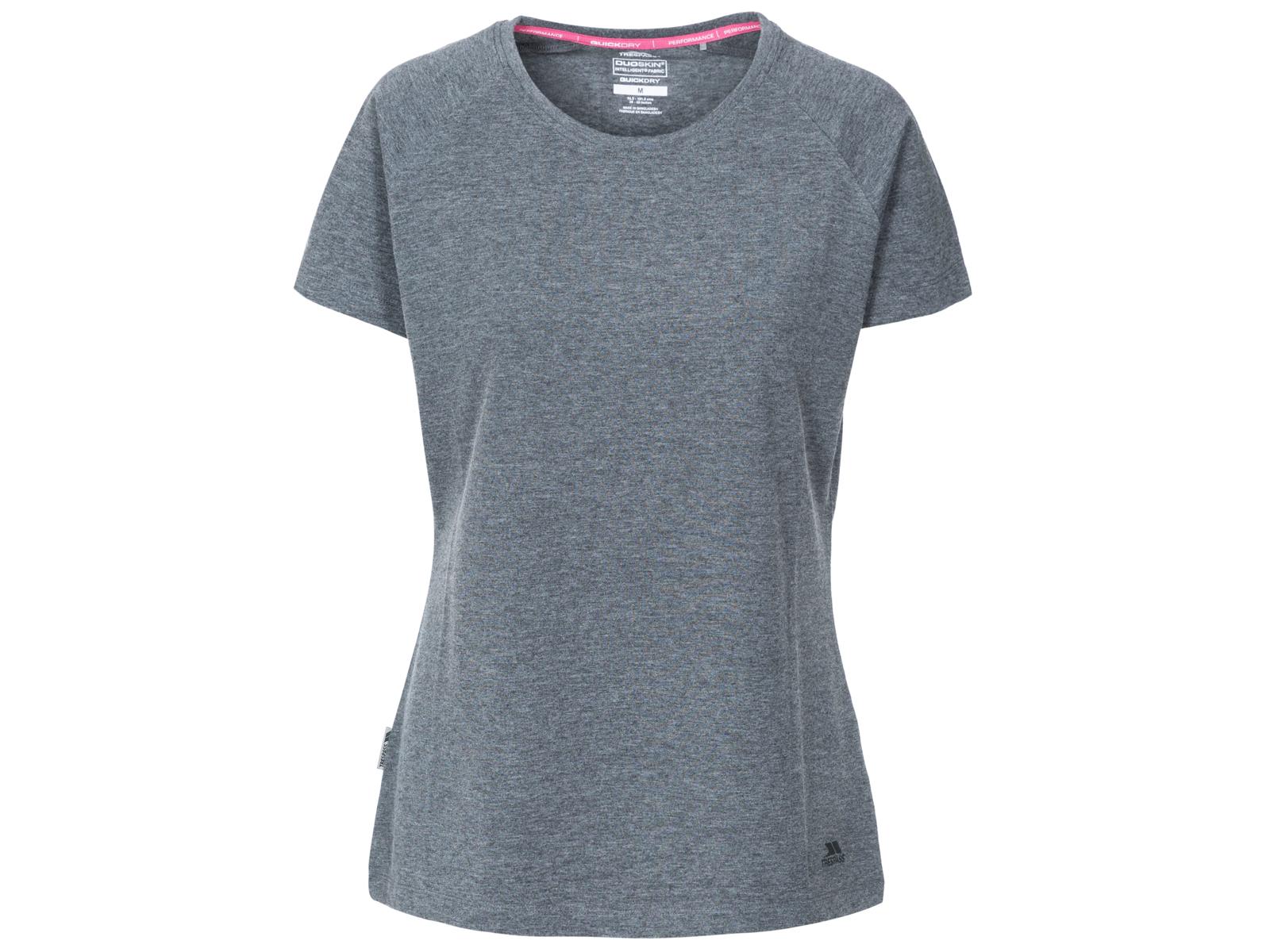 Trespass Benita T skjorte for kvinner Svart (NOK 175,00)