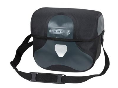 Ortlieb Ultimate Six Classic - Styrtaske - 8,5 liter - Sort / grå