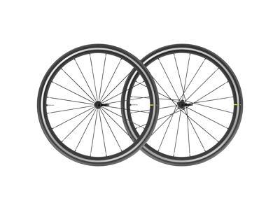 Mavic Cosmic Elite UST - Tubeless hjulsæt inkl. dæk - Sram/Shimano - 700x25c