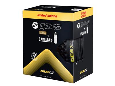 Geax Goma - MTB 26x2,25 foldedæk - 2 stk. pakke