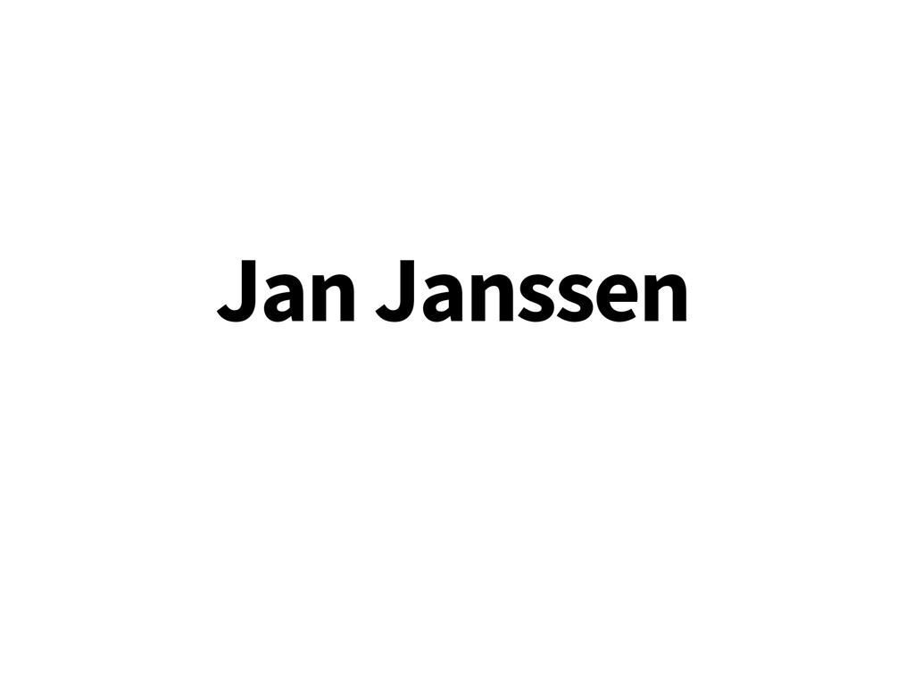 Geardrop til Jan Janssen cykler