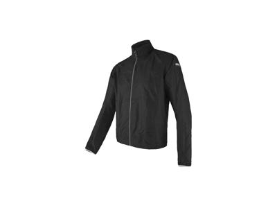Sensor Parachute - Ultralet jakke - Vindtæt - Sort