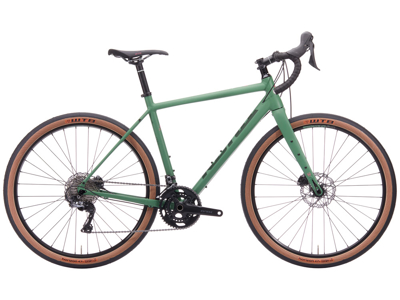 Kona Rove NRB DL - Gravel Bike - 22 Gear - Grøn - Str. 52 cm