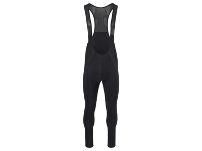 AGU Essential Warm Bibtight - Vinterbukse med pute - Svart