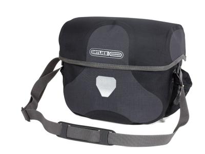 Ortlieb Ultimate Six Plus - Styrtaske - 7 liter - Sort / grå
