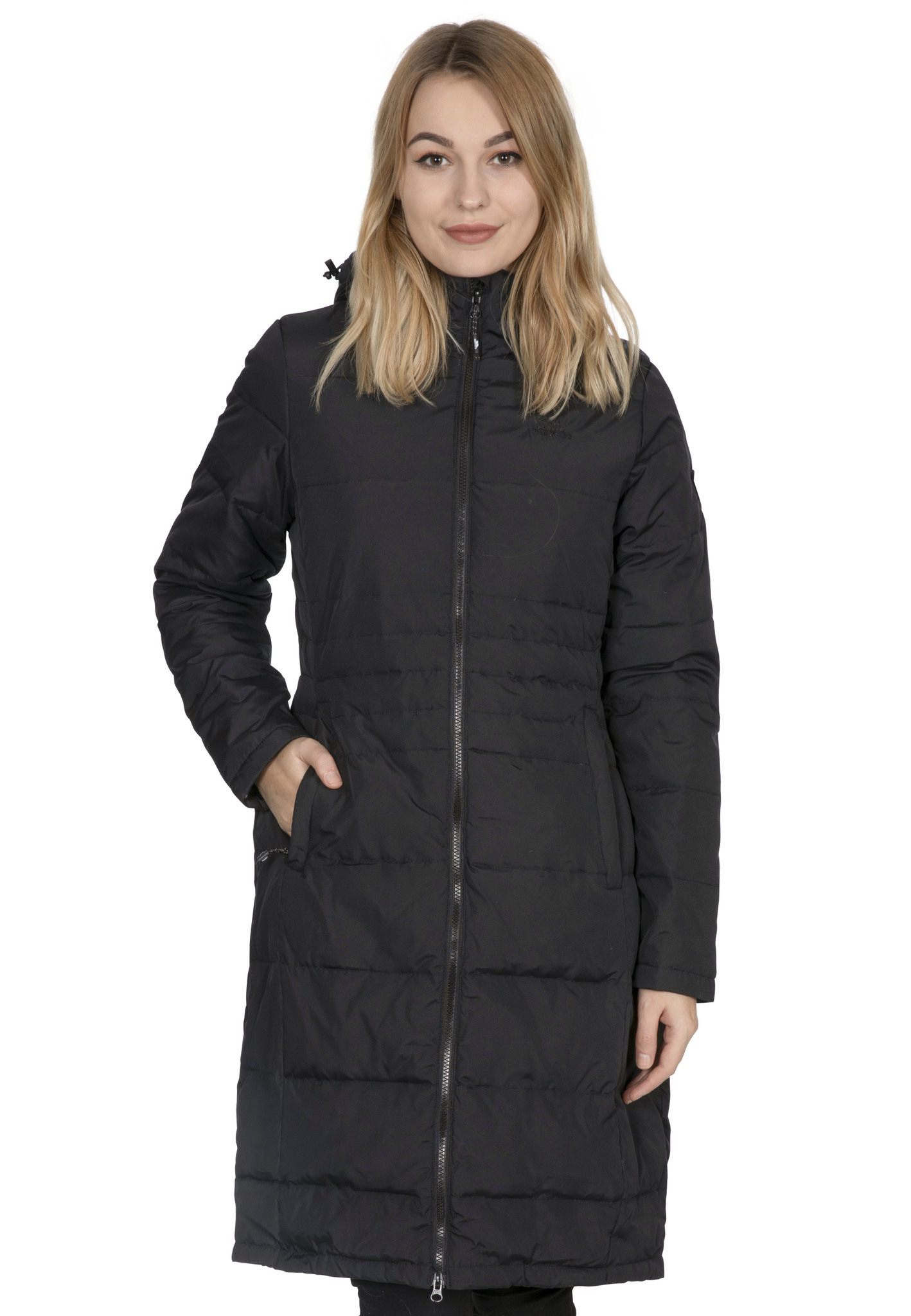 Trespass Phyllis - Down vinterjakke dame - Sort | Jackets