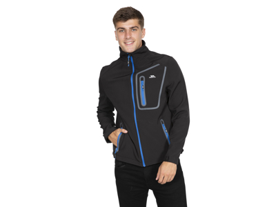 Trespass Hotham - Softshell jakke - Sort