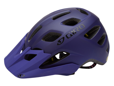 Giro Tremor Mips - Cykelhjelm junior - Str. 50-57 cm - Mat Lilla