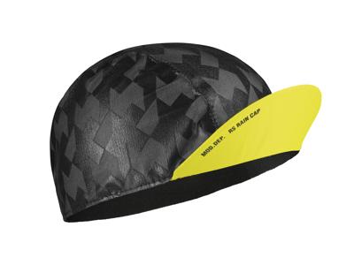 Assos Equipe RS Rain Cap - Bike Cap - Yellow