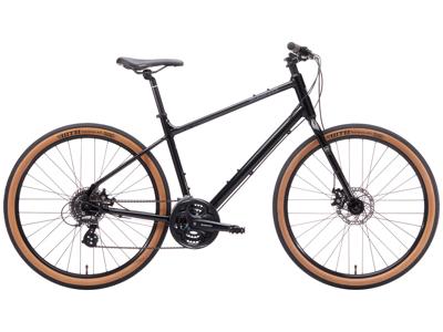 Kona Dew - City Bike - 24 Gear - Sort - Str. S