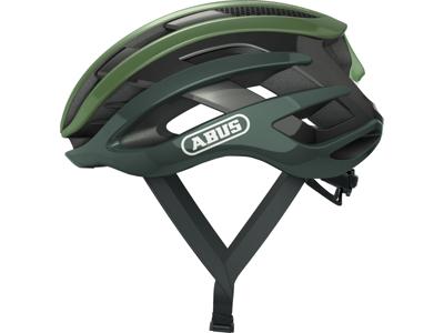 Abus AirBreaker - Cykelhjelm - Grøn