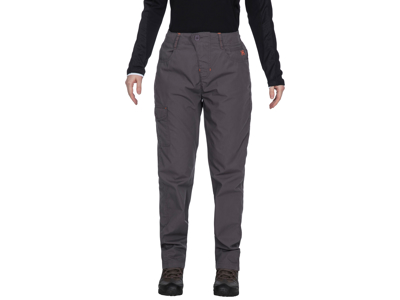 Trespass Rambler - Dame vandrebuks Zip-off - Carbon