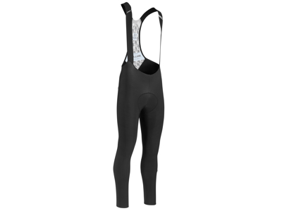 Assos Mille GT Winter Bib Tight - Cykelbuks med pude - Sort