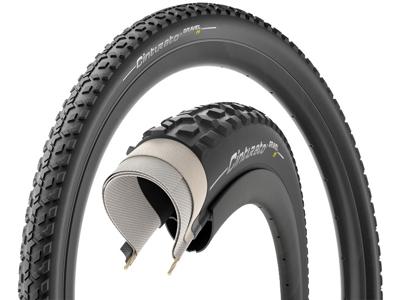 Pirelli - Cinturato Gravel Mixed - Sammenleggbare dekk - 622x35c - Svart