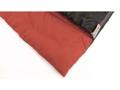 Easy Camp Sleepy Stargazer - Sovepose til børn - Sort/orange