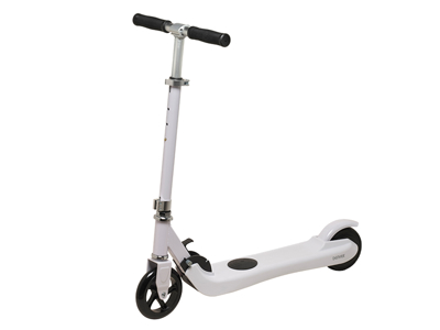 Denver - El Løbehjul til børn - 4-6 km/t - 100W - Hvid