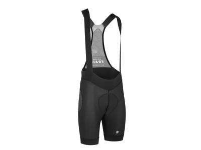 Assos Trail Liner Bib Shorts - MTB indershort m. pude - Sort