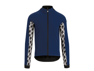 Assos Mille GT Jacket Ultraz Winter - Cykeljakke - Blå - Str. XL