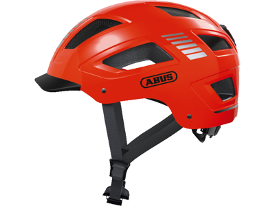 Abus Hyban Signal 2.0 - Cykelhjelm - Signal orange