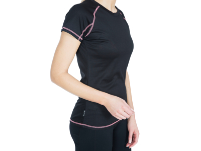 Trespass Viktoria - Dame T-Shirt - Sort