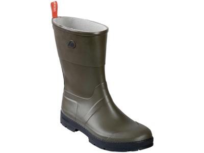 Didriksons Kornö Rubber Boots - Gummistøvle - Khaki grøn