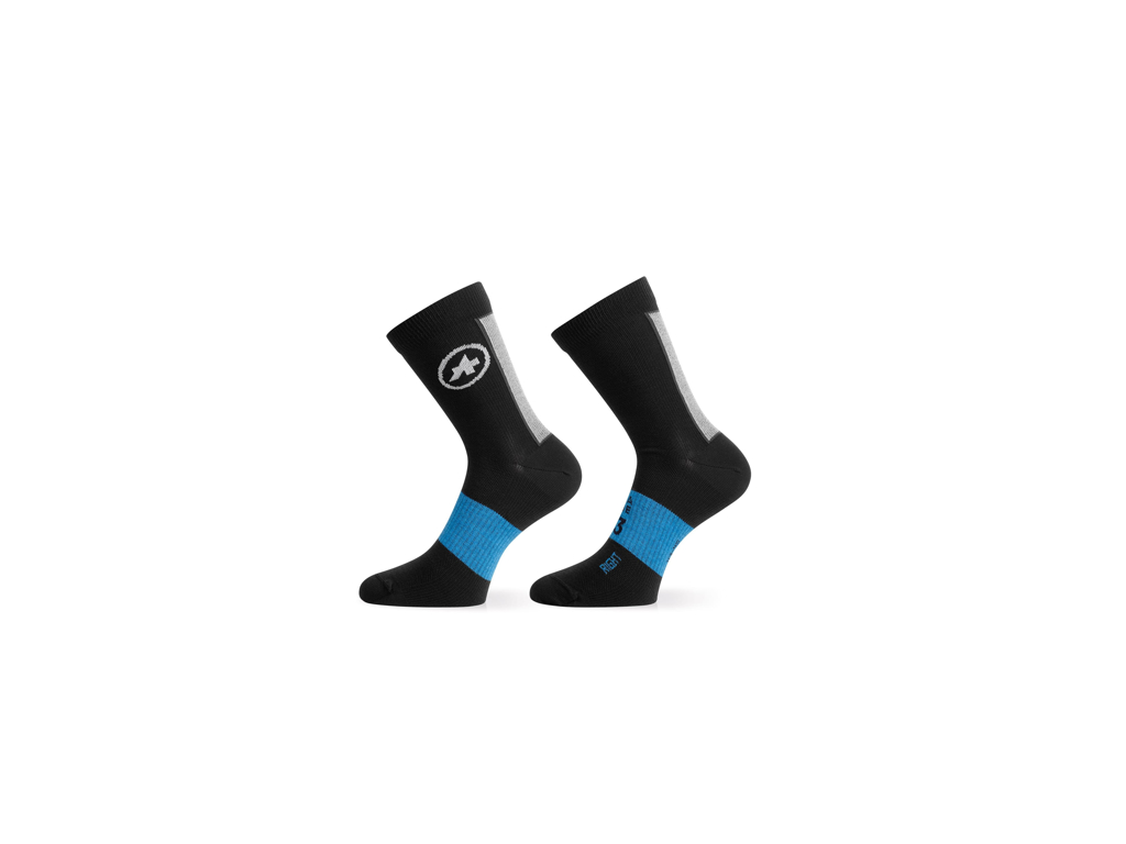 Image of   Assos Winter Sockes blackSeries - Cykelstrømpe - Sort - Str. I