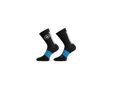 Assos Winter Sockes blackSeries - Cykelstrømpe - Sort - Str. II