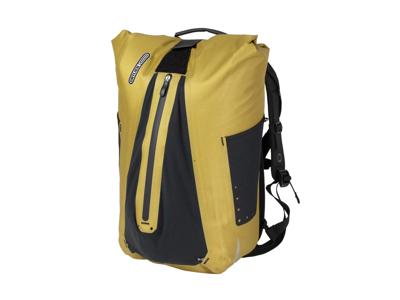 Ortlieb Vario Q.L3.1 - Cykeltaske og rygsæk i én - 20 liter - Sennep