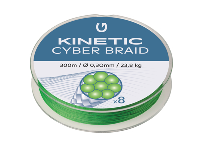 Kinetic 8 Braid 300m