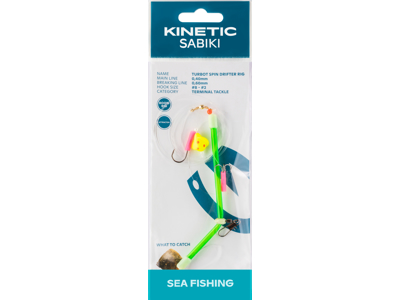 Kinetic Sabiki Turbot