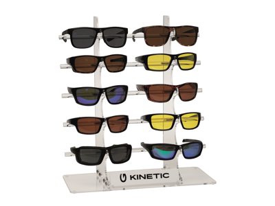 Kinetic Sunglasses Display