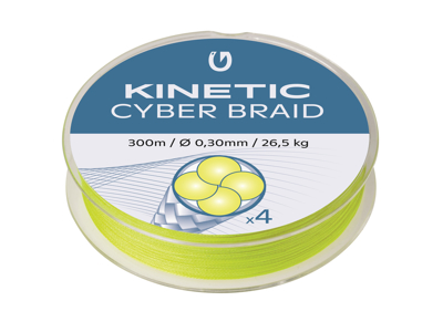 Kinetic 4 Braid 300m