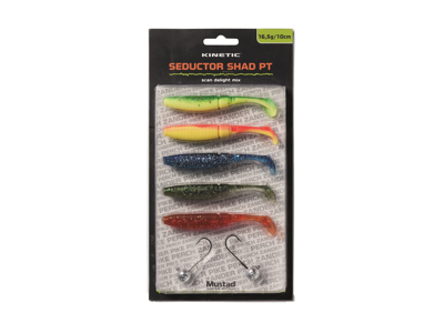 Kinetic Seductor Shad PT - Scan Delight Mix