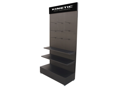 Kinetic Wall Display