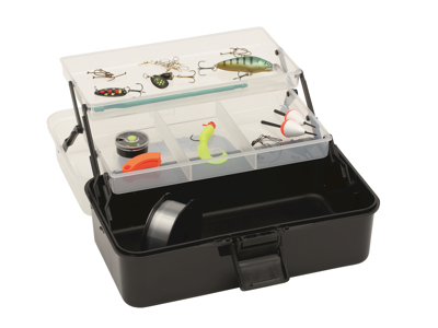 Kinetic Little Viking Go Fishing Tackle Box