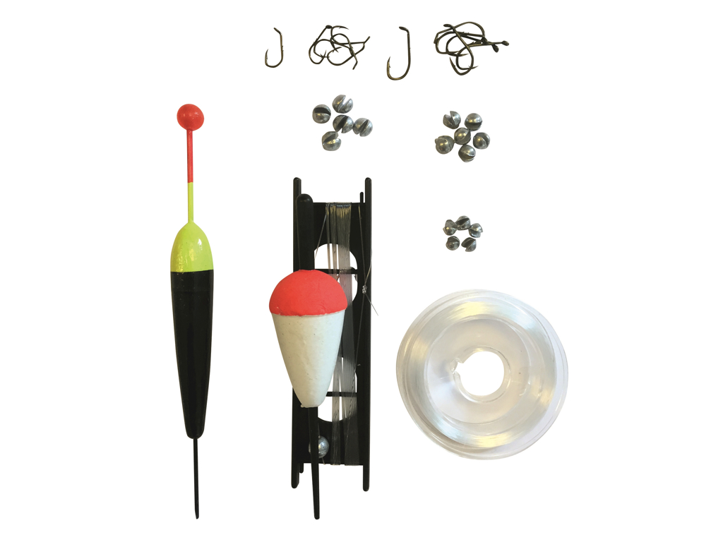 Kinetic Pole Fishing Kit