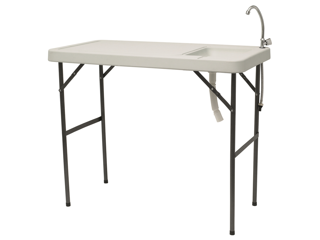 Kinetic Fish Cleaning Table