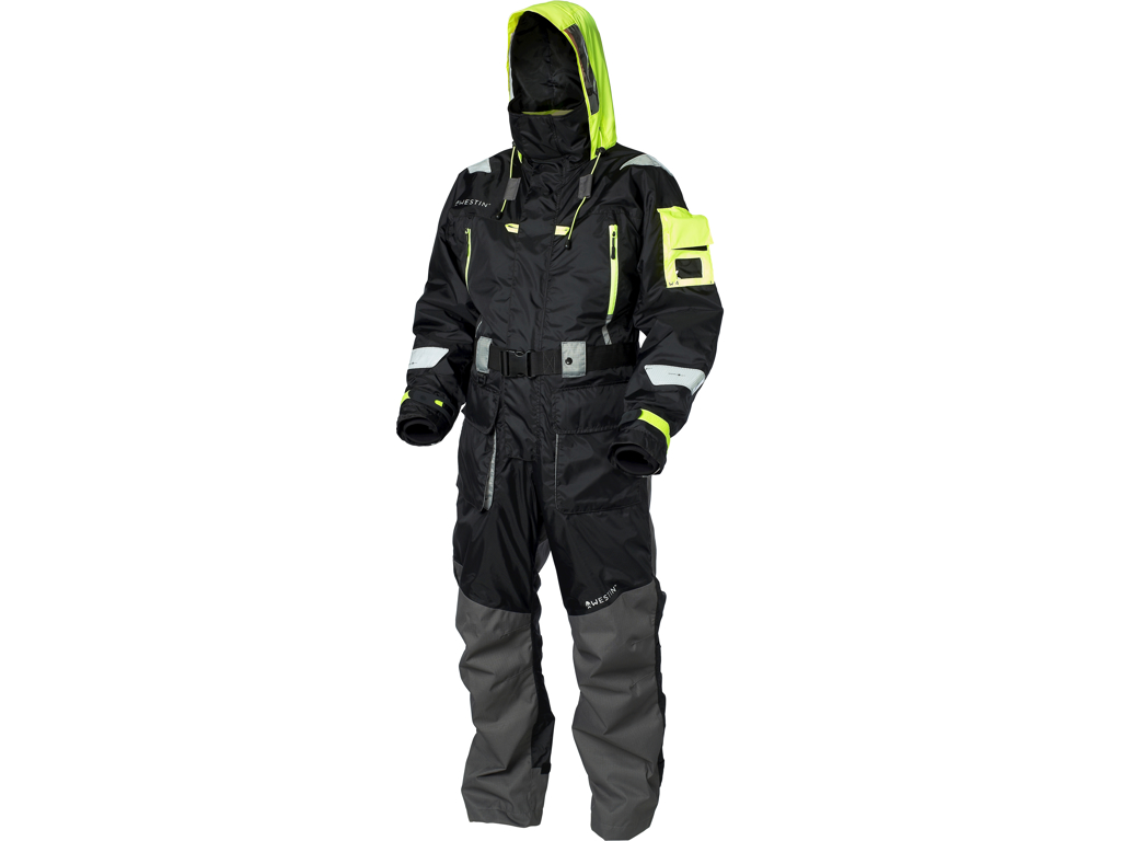 W4 Flotation Suit L Jetset Lime